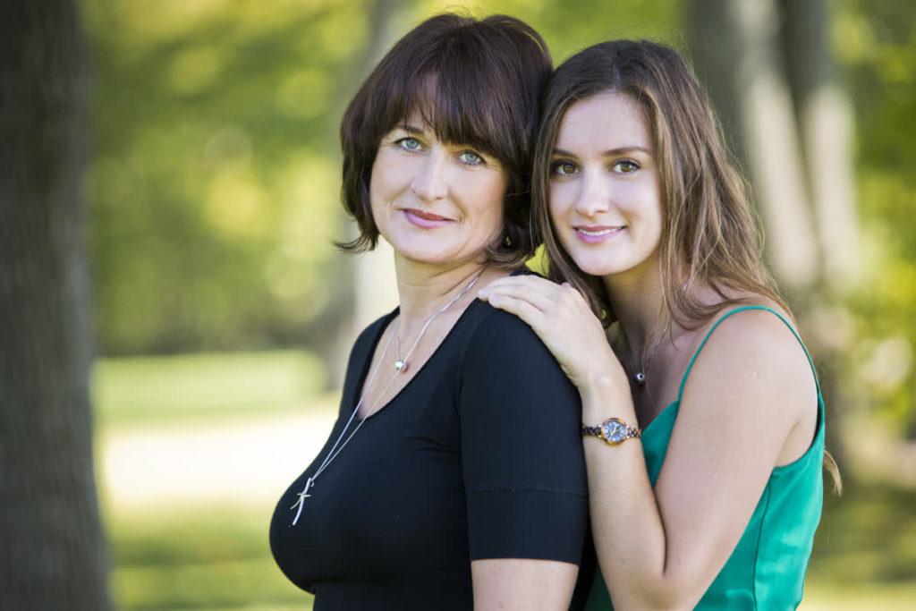אמא ובת